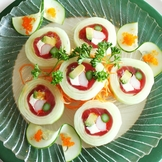 Cucumber Cuked Roll with Tuna