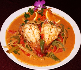 Thai Lobster Curry